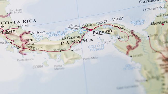 Where Is Panama?