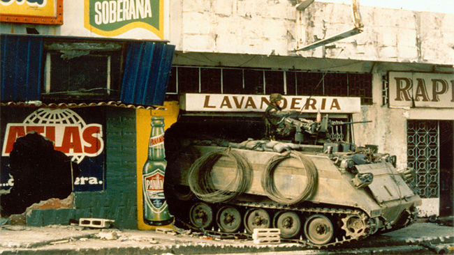 The Panama Invasion