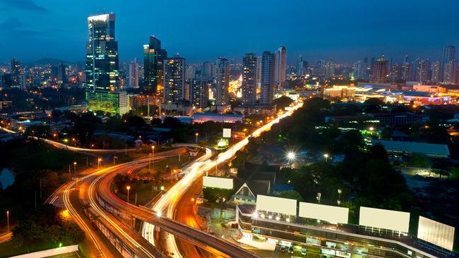 Panama's Capital: Panama City