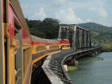 Panama Railroad and Portobelo Tour